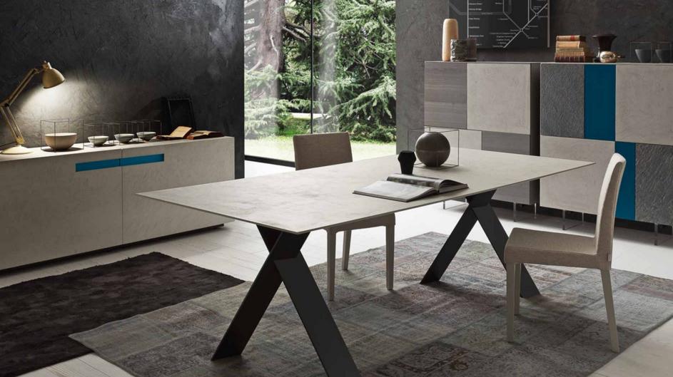 Presotto tavolo modello tailor ad arredamenti for Catalogo presotto