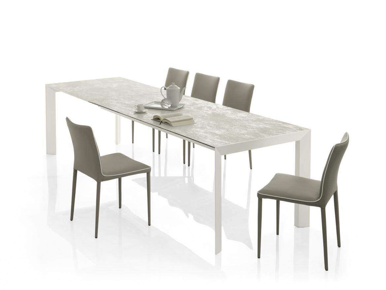 Bontempi tavolo genio sedia nata ad arredamenti for Bontempi arredamenti