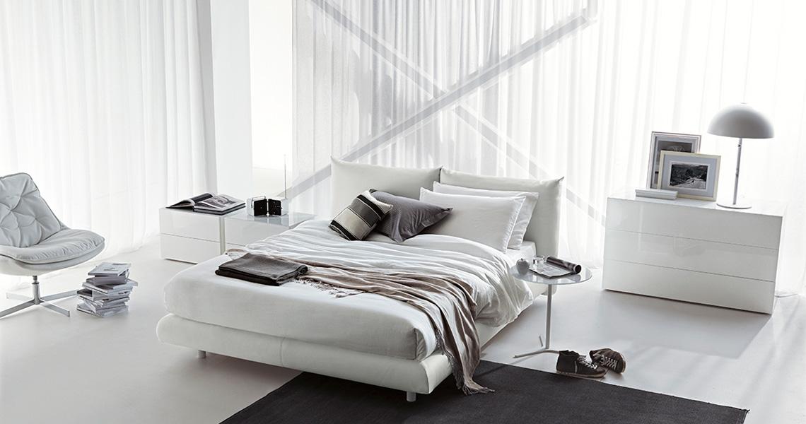 Bontempi letto corfu ad arredamenti - Camere da letto bontempi ...