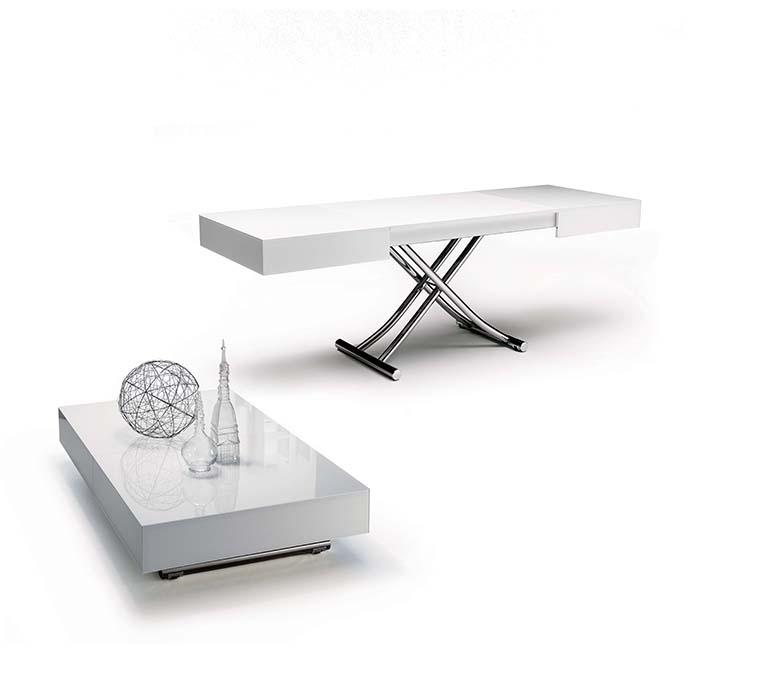 Ozzio tavolo trasformabile box ad arredamenti - Tavolo box ozzio ...