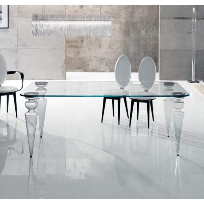 Reflex tavolo gran canal 72 ad arredamenti - Tavoli pranzo design outlet ...