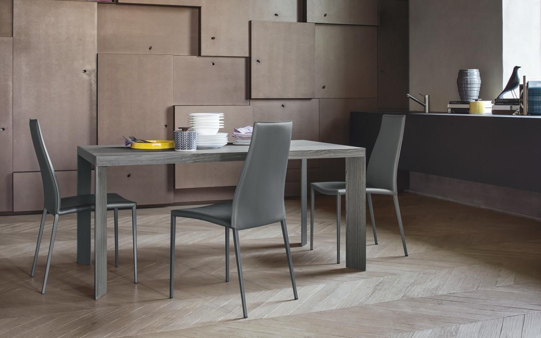 Sedie Sala Da Pranzo Calligaris : Calligaris tavolo lam sedia aida ad arredamenti