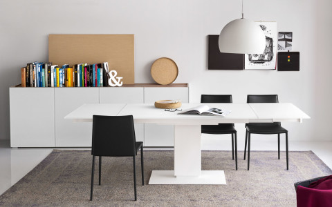 CALLIGARIS TAVOLO ECHO SEDIA MOONLIGHT