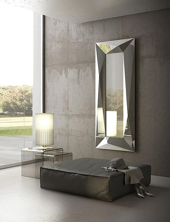 Riflessi specchio diamond ad arredamenti for Riflessi mobili catalogo