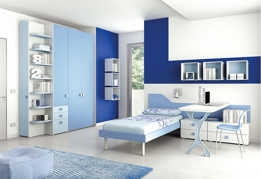 Moretti cameretta maschio ad arredamenti - Ikea mobili camera bambini ...