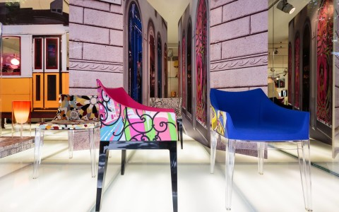 KARTELL MADAME – WORLD OF EMILIO PUCCI EDITON