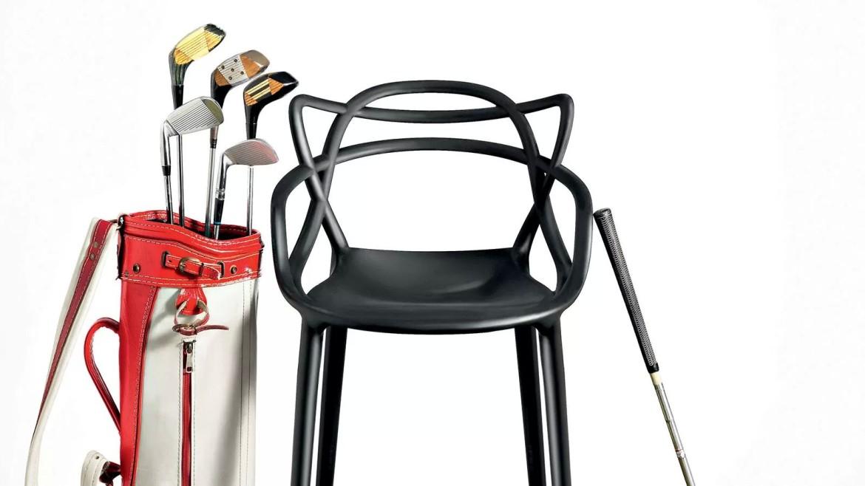 Kartell sedia masters stool ad arredamenti
