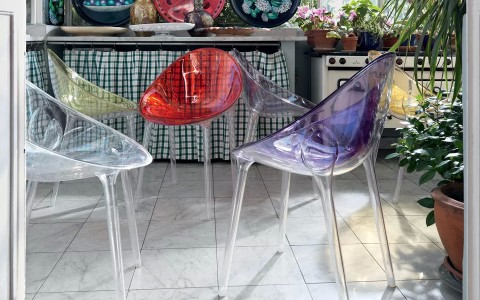 KARTELL POLTRONCINA MR. IMPOSSIBLE