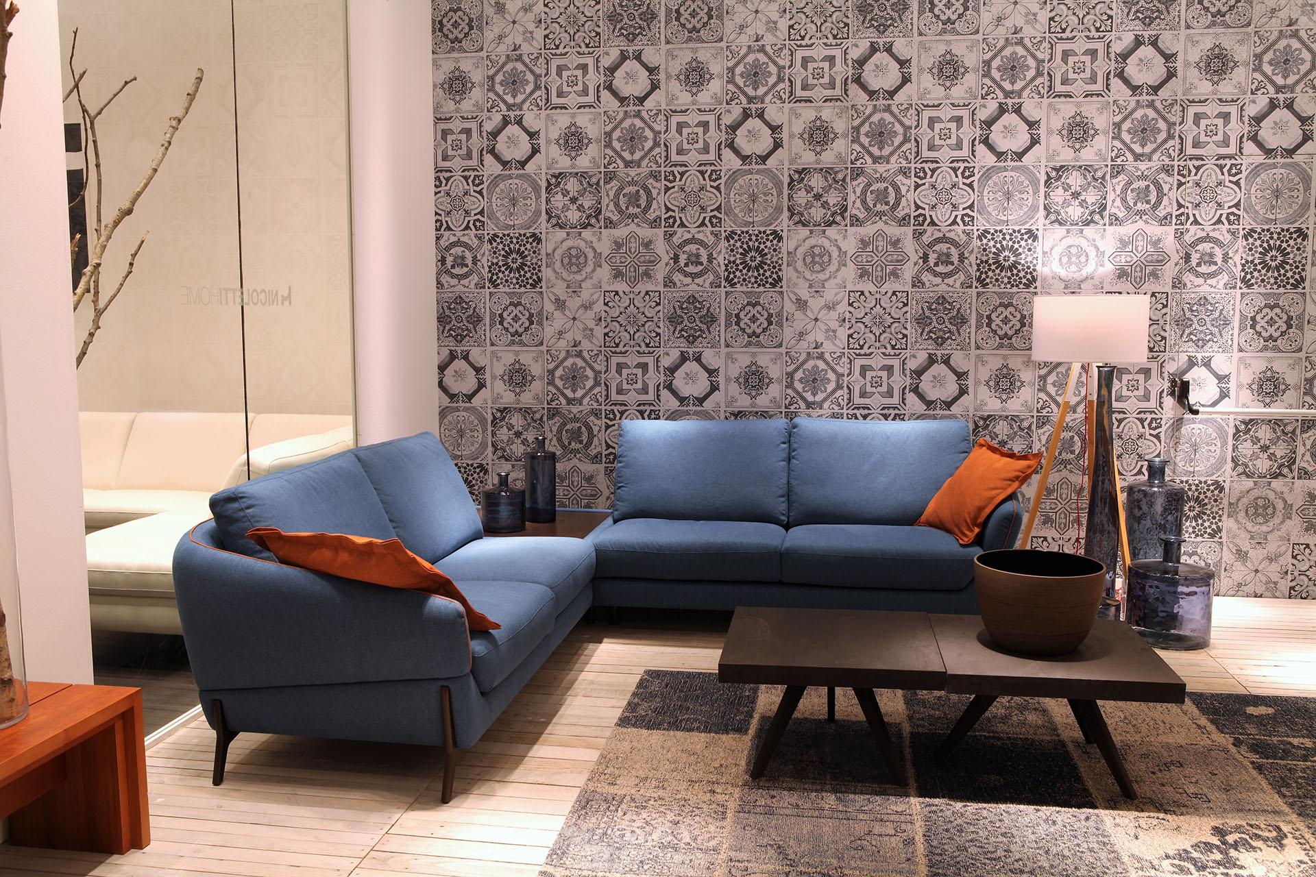 Nicoletti divano celine ad arredamenti for Nicoletti arredamenti
